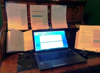 Editing mess